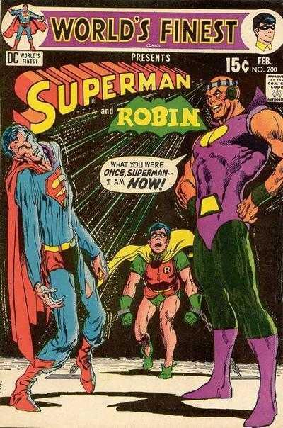 World's Finest Comics #200