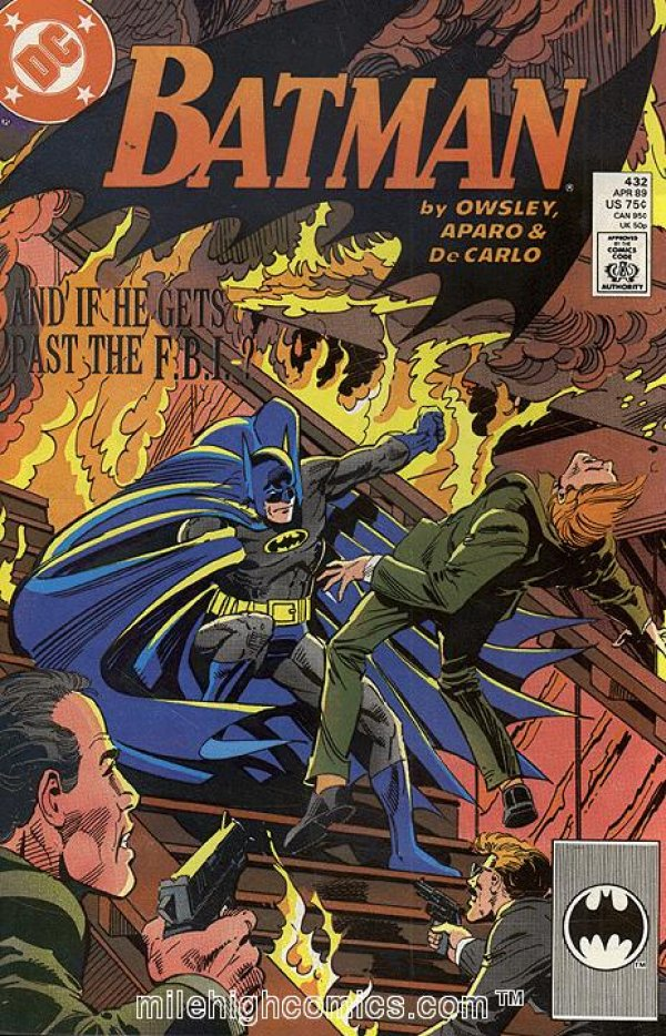 Batman #432