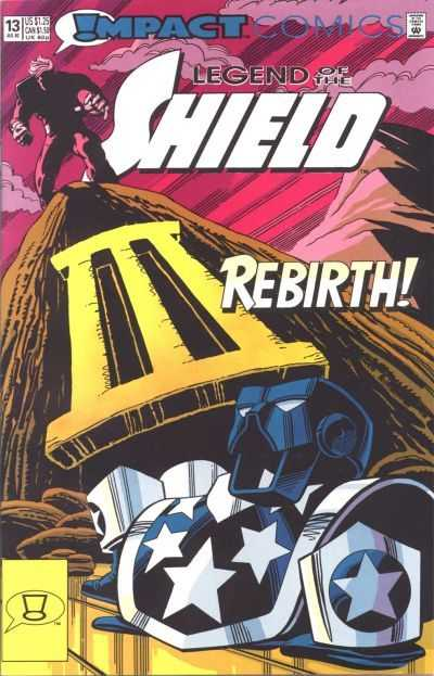 Legend of the Shield #13