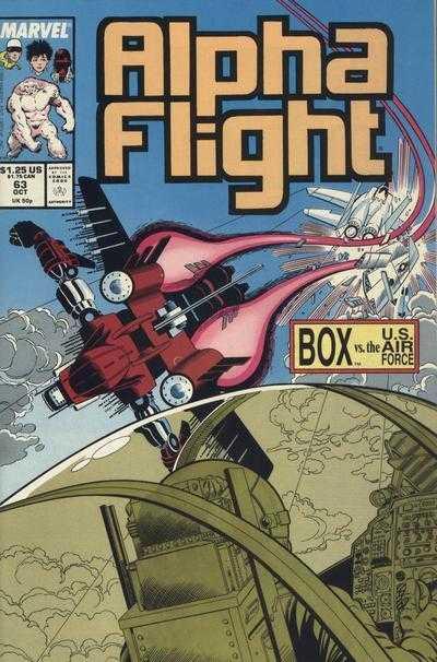 Alpha Flight #63