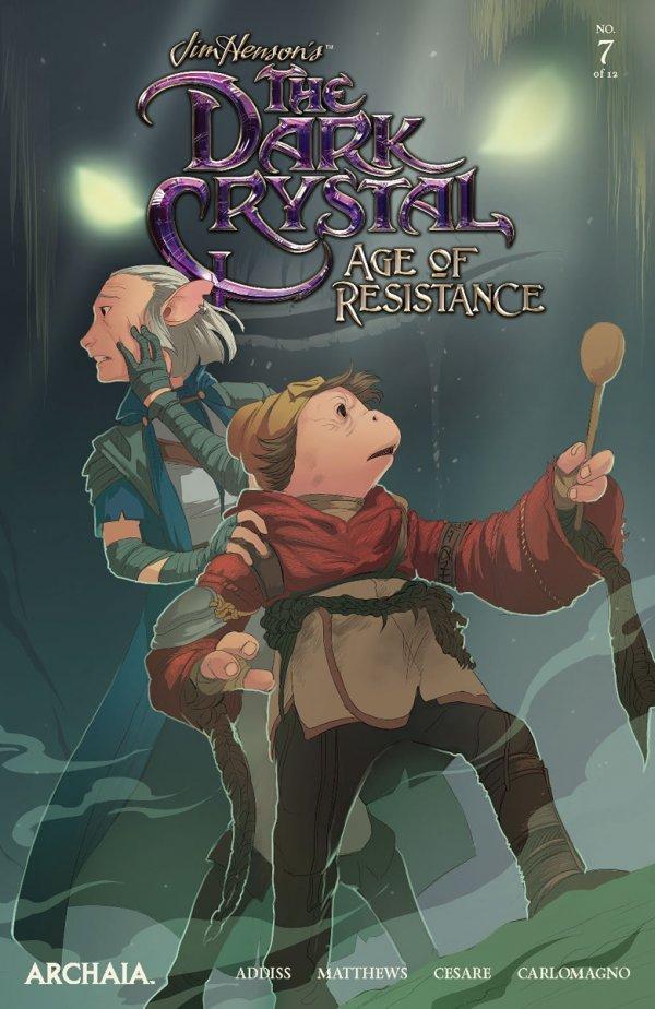 Jim Henson's Dark Crystal: Age of Resistance #7
