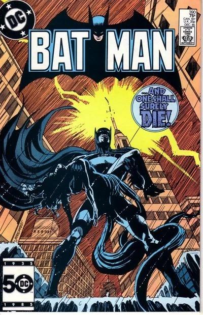 Batman #390