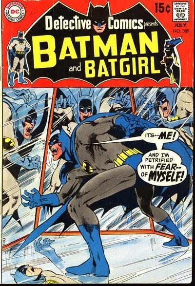 Detective Comics #389