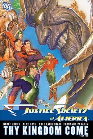 Justice Society of America Vol. 3: Thy Kingdom Come, Part 2 TP