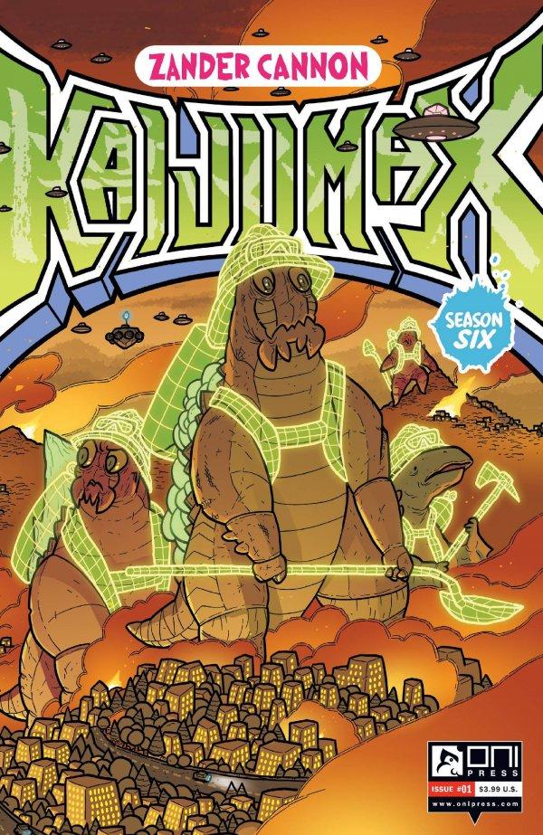 Kaijumax: Season 6 #1