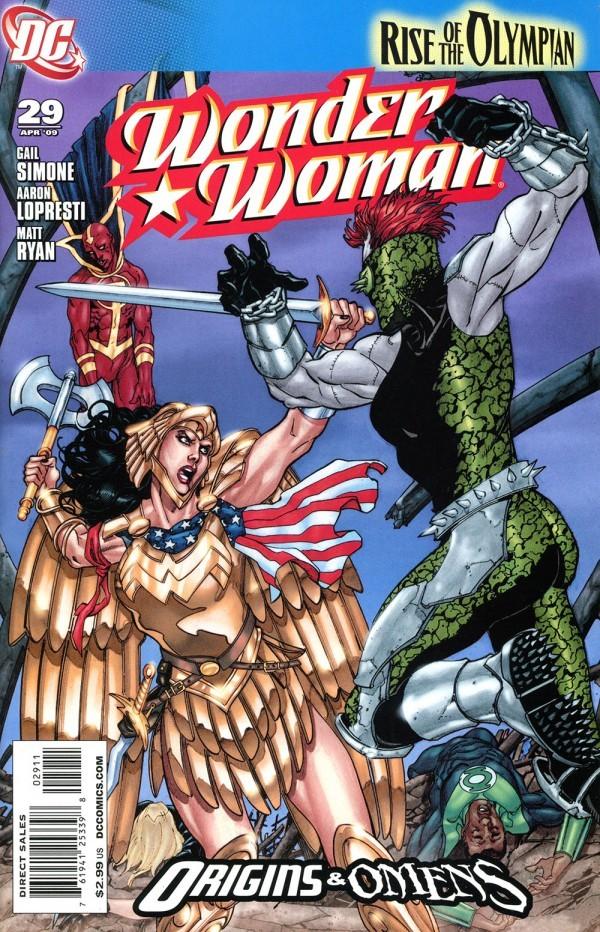 Wonder Woman #29