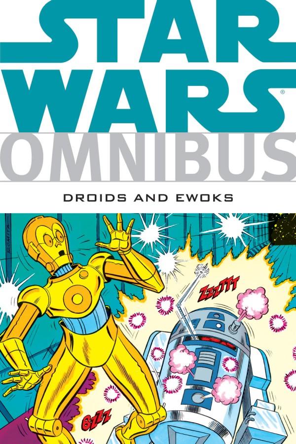 Star Wars Omnibus: Droids and Ewoks TP