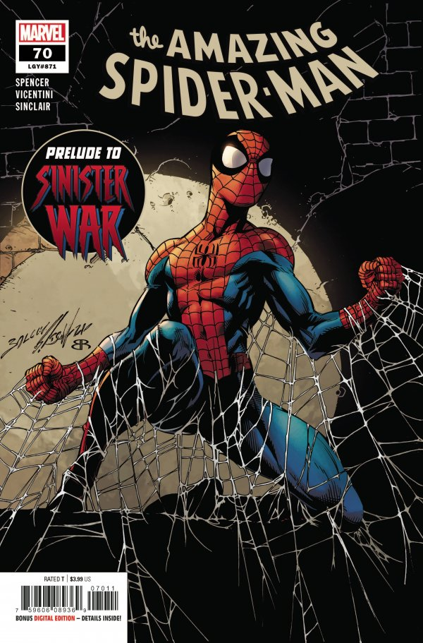 The Amazing Spider-Man #70