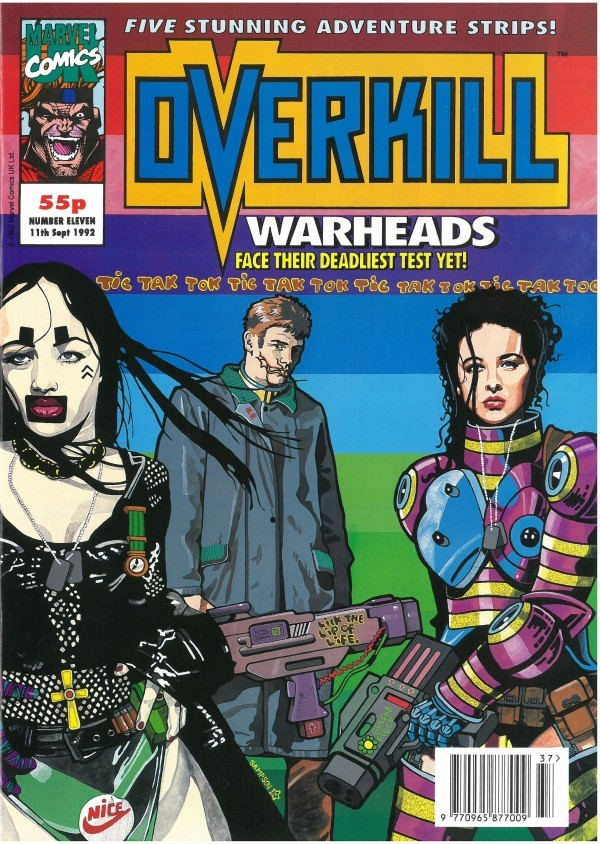 Overkill #11