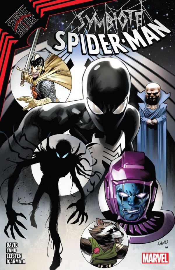 Symbiote Spider-Man: King in Black TP