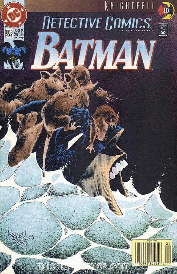 Detective Comics #663