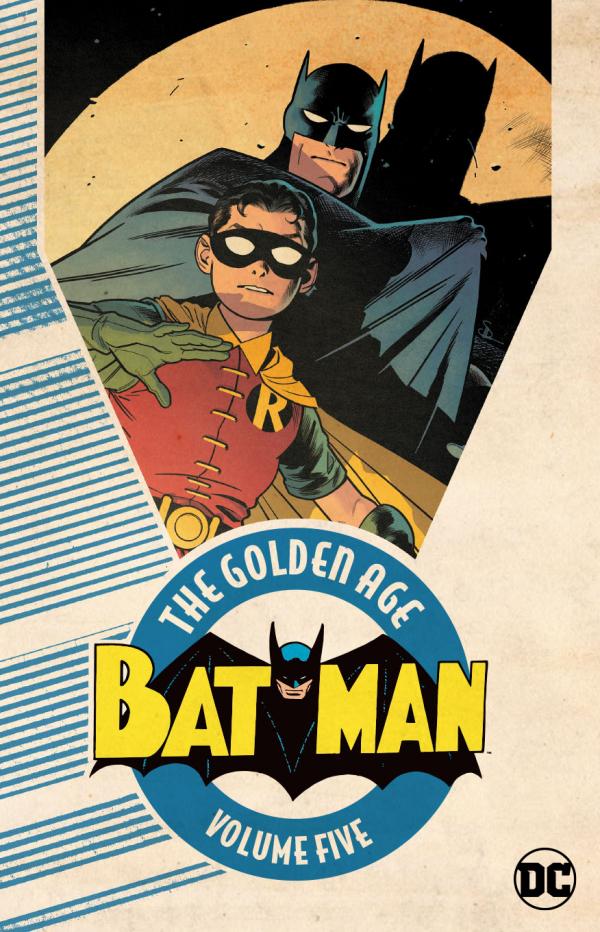 Batman The Golden Age Vol. 5 TP