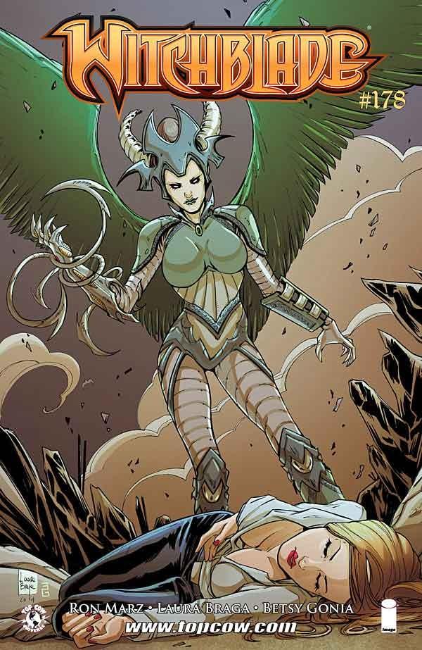 Witchblade #178