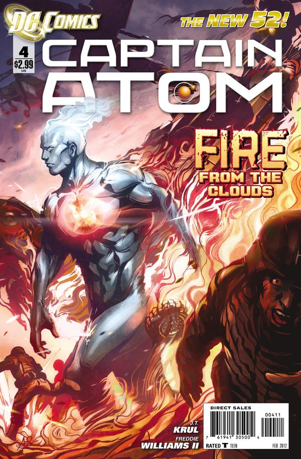 Captain Atom #4