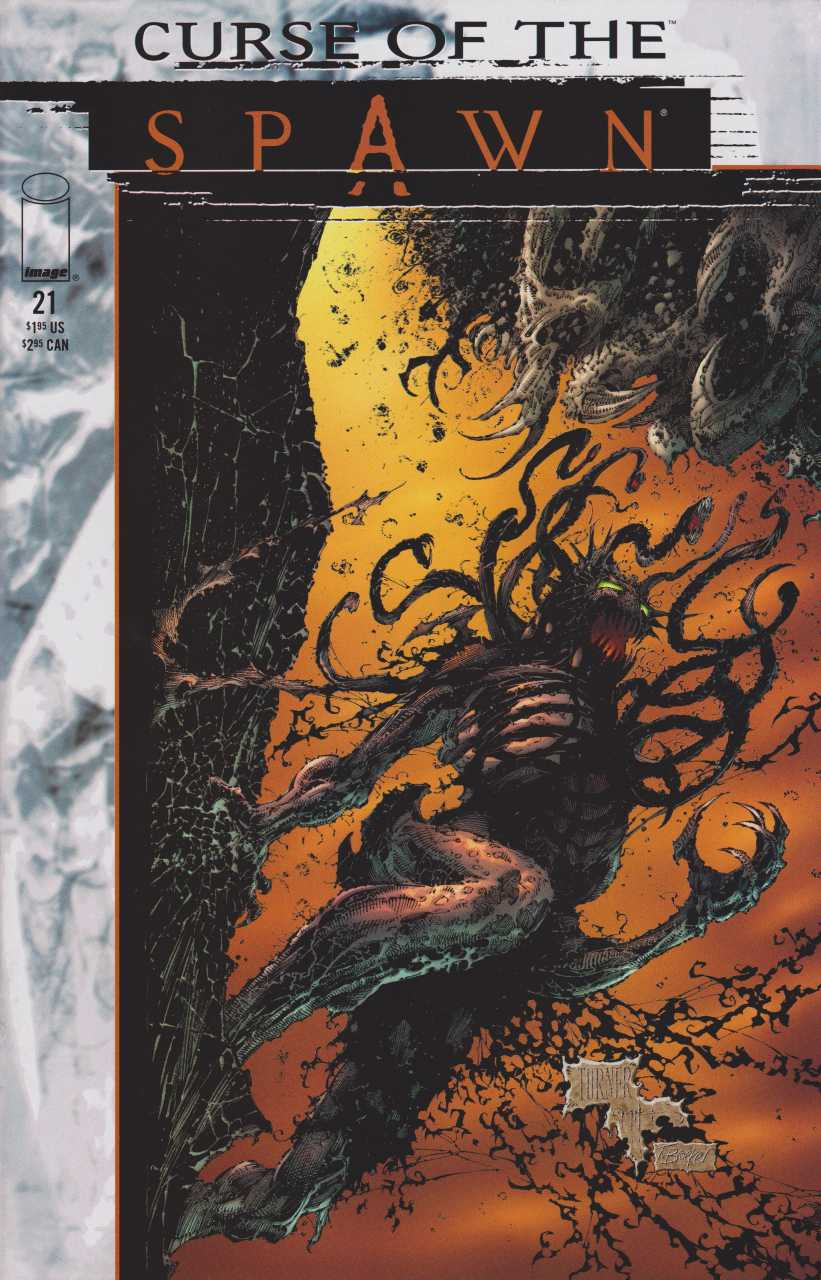 Curse of the Spawn #21
