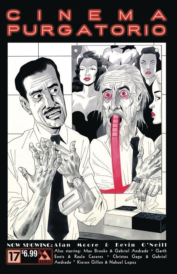 Cinema Purgatorio #17 review
