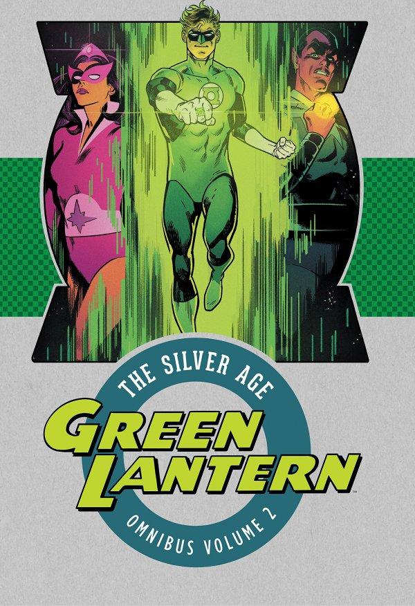 Green Lantern the Silver Age Omnibus Vol. 2 HC