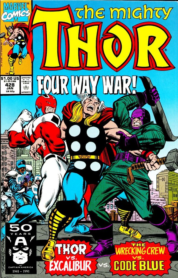 The Mighty Thor #428