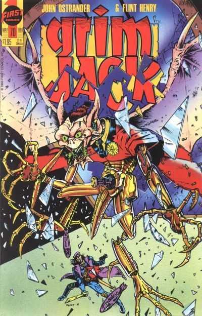 Grimjack #70