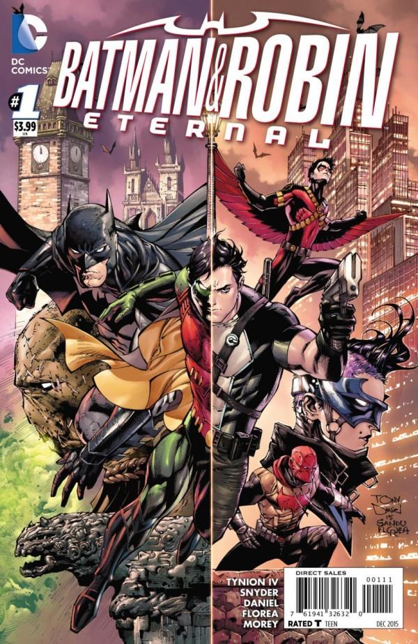 Batman & Robin Eternal #1