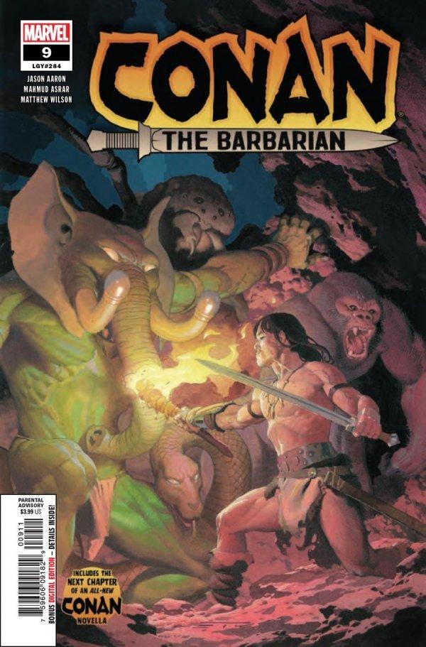 Conan the Barbarian #9