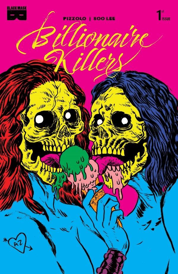 Billionaire Killers #1