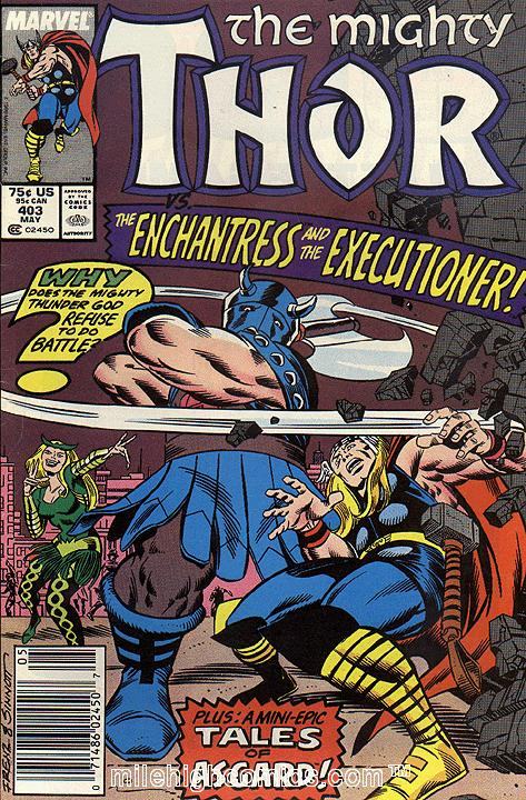 The Mighty Thor #403