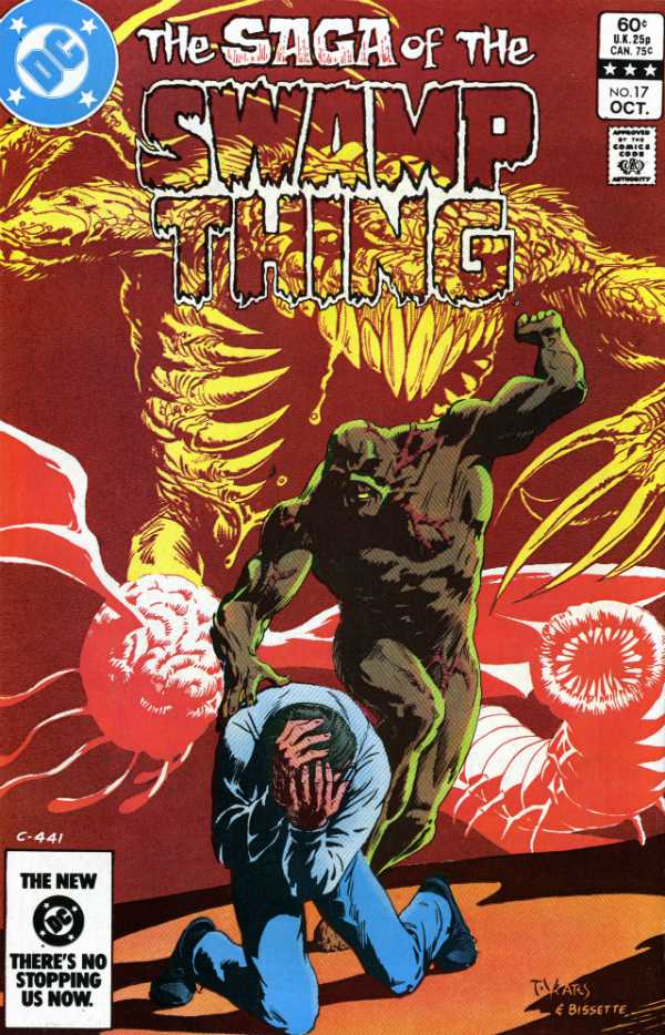 The Saga of the Swamp Thing #17