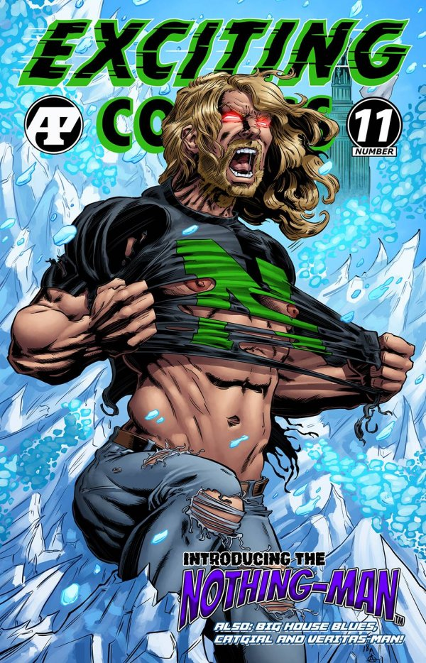 Exciting Comics #11