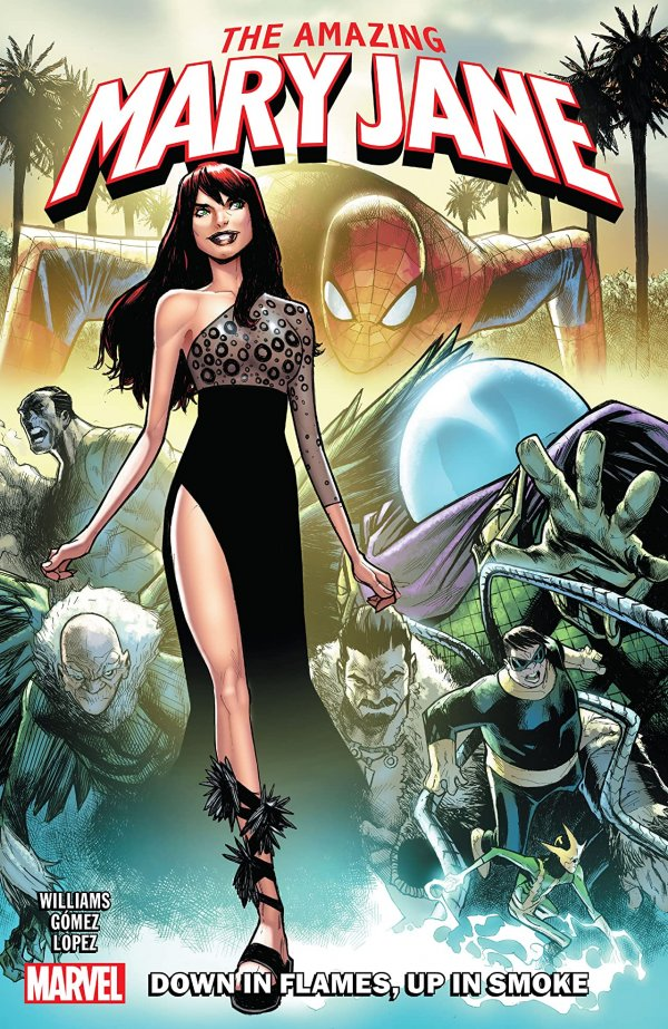 The Amazing Mary Jane Vol. 1: Down in Flames, Up in Smoke TP