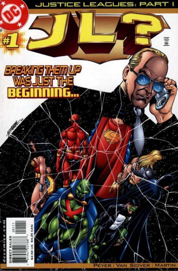 Justice Leagues #1