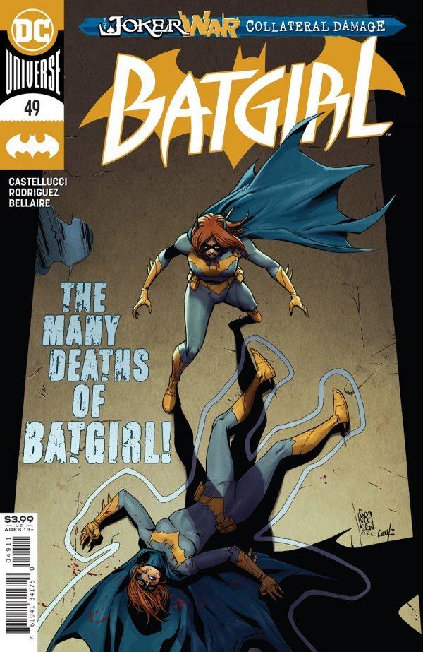 Batgirl #49 review