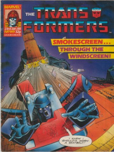 The Transformers #149