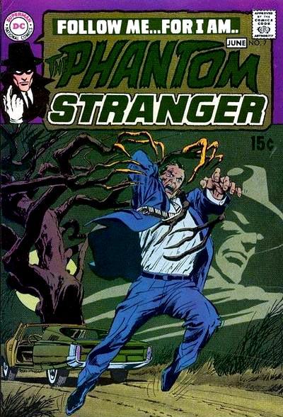The Phantom Stranger #7