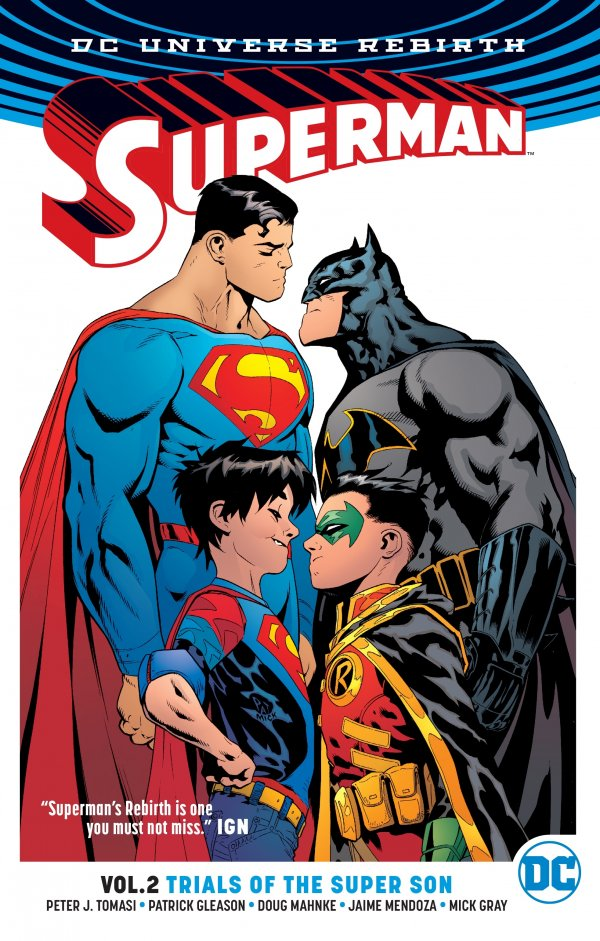 Superman Vol. 2: Trials of the Supersons TP