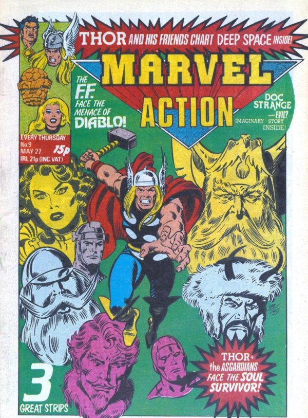 Marvel Action #9
