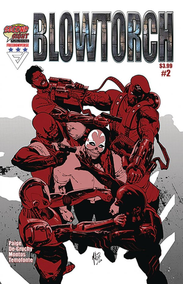 Blowtorch #2