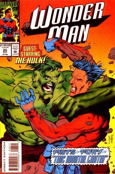 Wonder Man #26