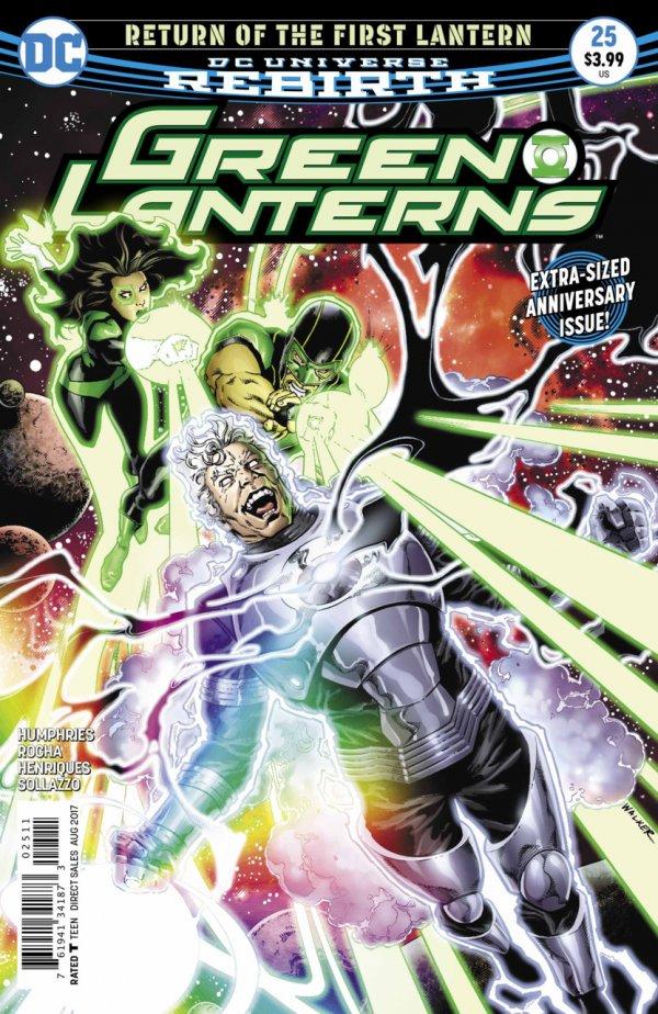 Green Lanterns #25