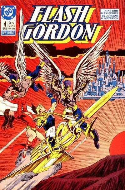Flash Gordon #4