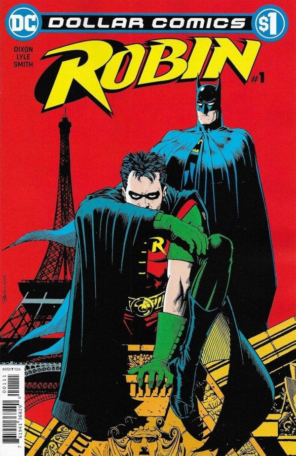 Dollar Comics - Robin #1