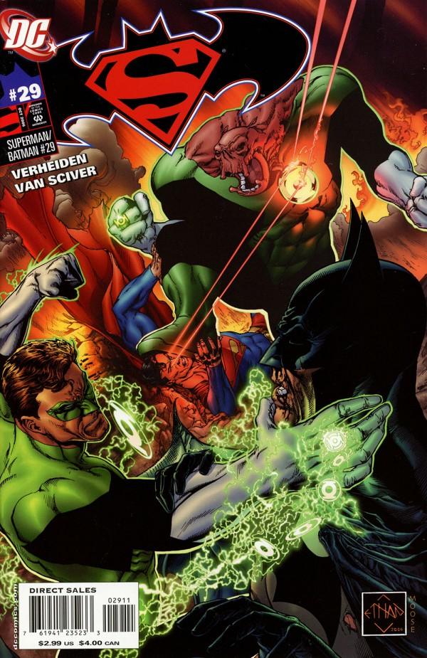 Superman / Batman #29