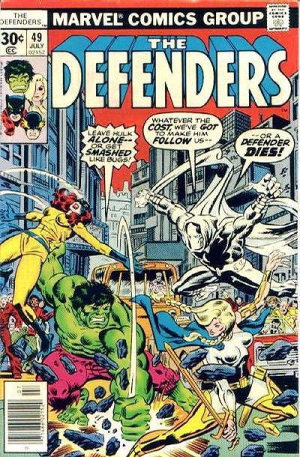 The Defenders #49