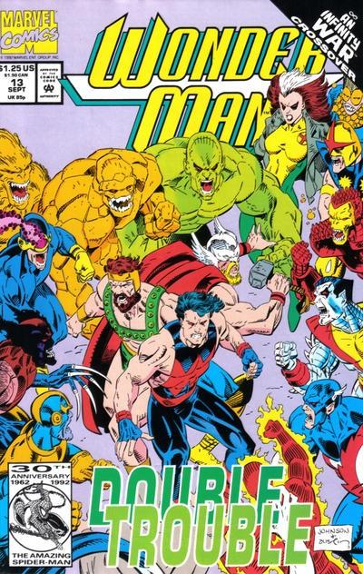 Wonder Man #13