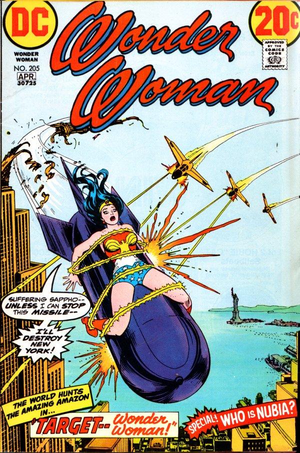 Wonder Woman #205