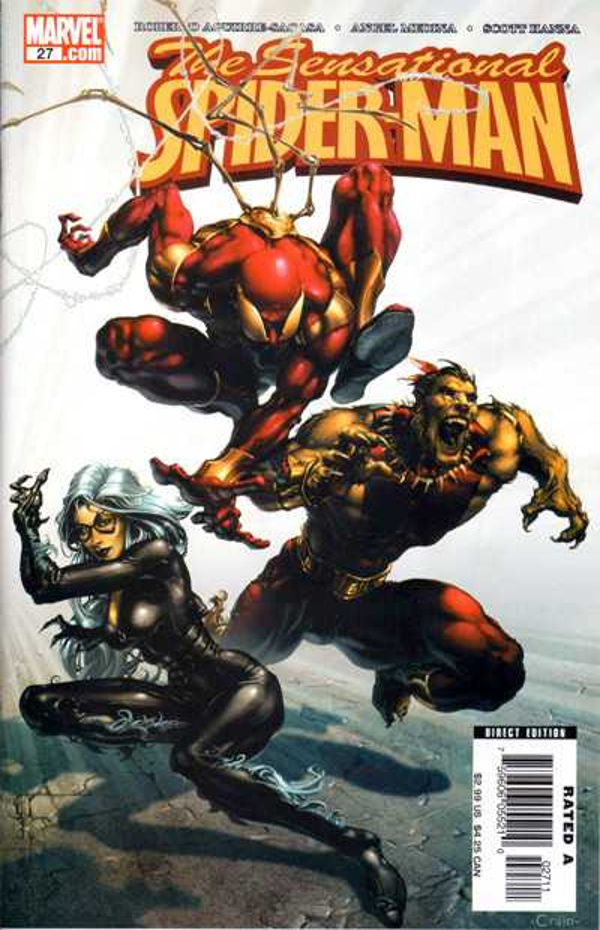The Sensational Spider-Man #27
