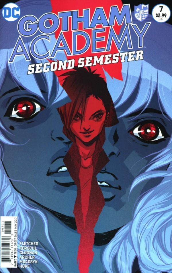 Gotham Academy: Second Semester #7