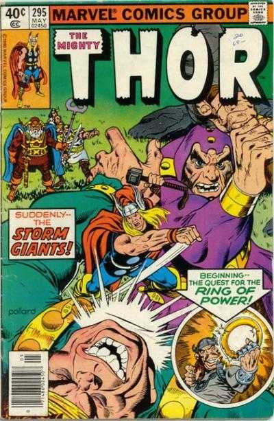 The Mighty Thor #295