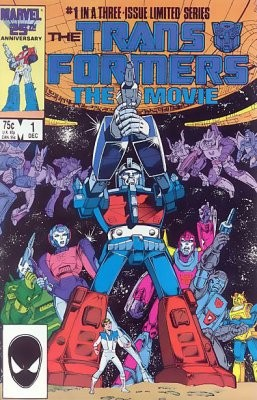 The Transformers: The Movie #1