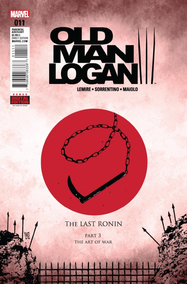 Old Man Logan #11